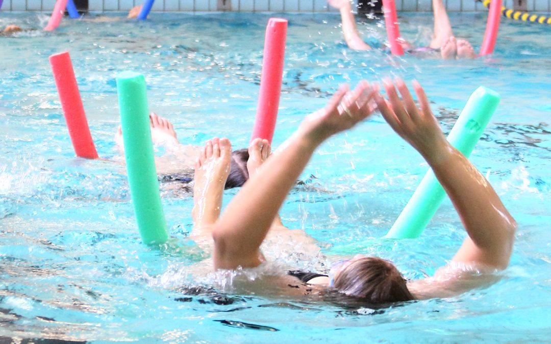 Zwemlessen; laatste plekken voor A,B of C!
